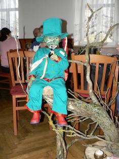 Hasičský ples a dětský maškarní karneval